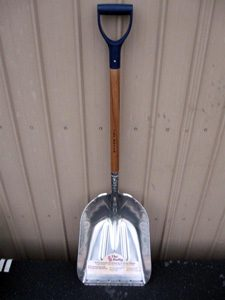 BG 12X30 SCOOP SHOVEL
